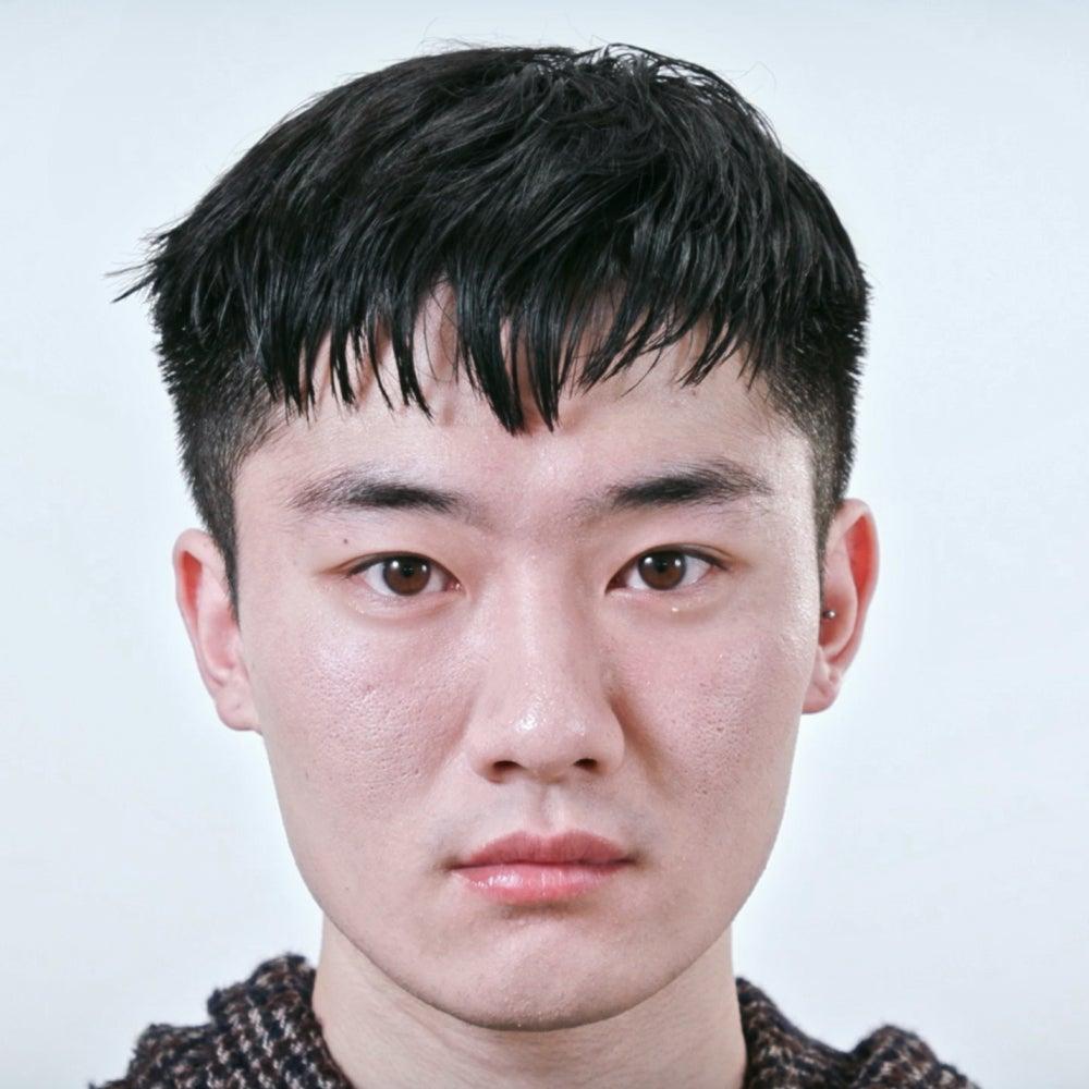 いつくし モデル/佐藤大地(2020年2月号)