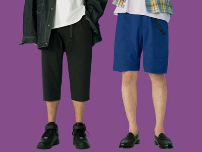 「グラミチ」の本命パンツは、ワイド&テック! 今春夏の新作と定番