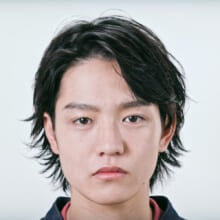 ANDREY モデル/藤井晴大(2020年2月号)