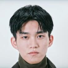 ANDREY モデル/大庭一流(2020年2月号)