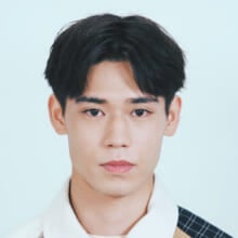 OOO YY モデル/白石 涼さん(2020年6月号)
