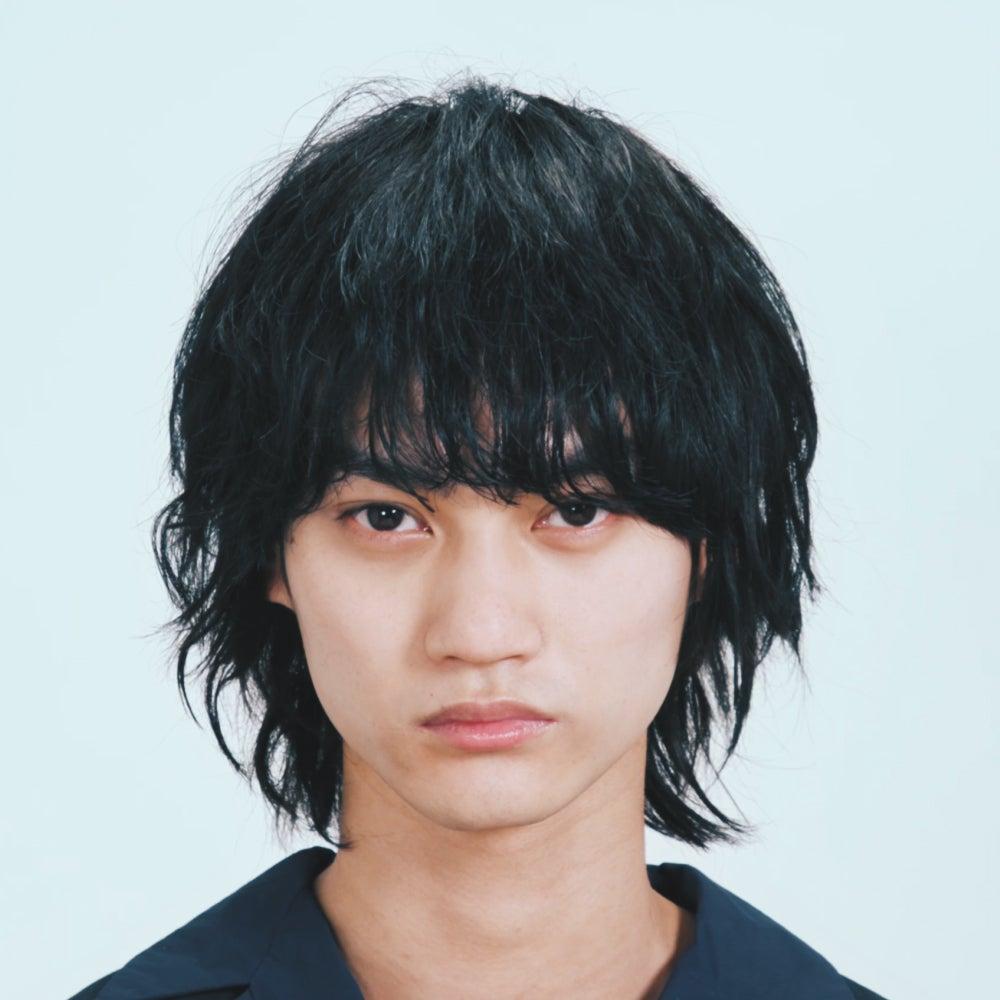 ANDREY モデル/網師野優也(2020年6月号)