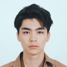 OLTA モデル/宮田 稜(2020年6月号)