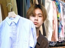 成田 凌が試着をしまくった後、ビームスで選んだシャツは…?