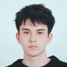 HEAVENS OMOTESANDO モデル/鈴木武蔵さん(2020年6月号)