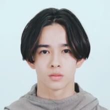 koti BY broocH モデル/田島桜太(2020年6月号)