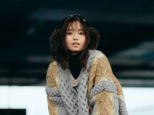 今泉佑唯さんとなら、思いがけない雪も冬のフォトジェニックな思い出に