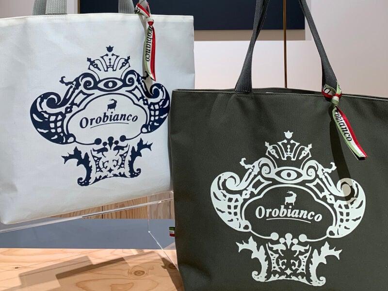人気バッグ「オロビアンコ」の新店が「なんばパークス T-terrace」に