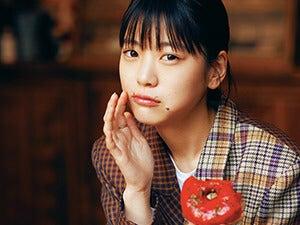 中井友望さんと〝ドーナツ〟デート。N.Y.スタイルのおしゃれなお店へ