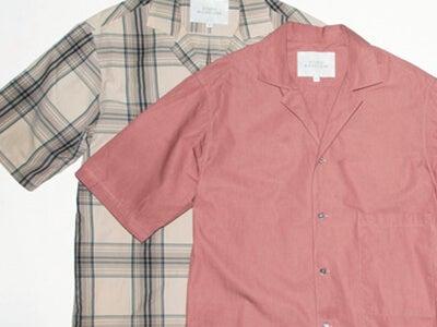 4人組バンドSHE'S(シーズ)の井上竜馬さんお気に入りの私物シャツ