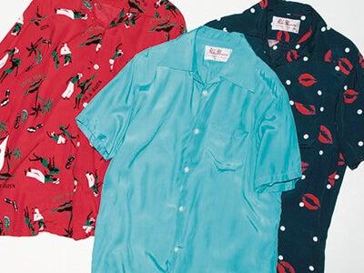 シャツフリークがたどり着いた絶品アロハシャツ。リピートする理由は?