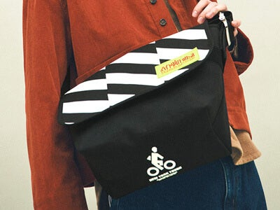 肩に、腰に、背中に!「マンハッタンポーテージ」の新作バッグ