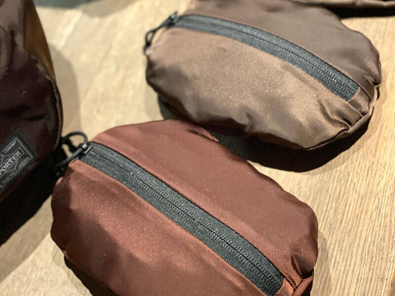 「ポーター」コラボの豆型バッグ登場! 原宿駅「猿田彦珈琲」に注目