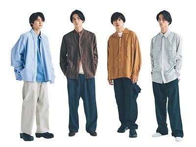 2020年春、シャツはどう着こなす? 簡単にマネできる正解コーデ8選