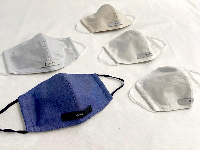 国産ジーンズブランドの「ジョンブル」が布マスクをオンライン販売!