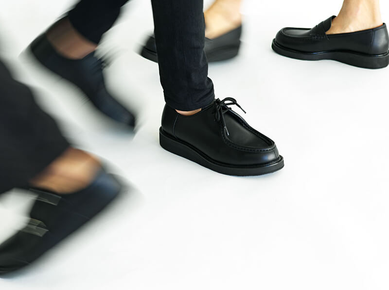 紳士靴の「三陽山長」からスタイリッシュで本物志向の新レーベル登場!