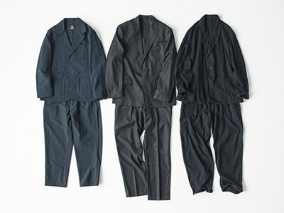 日常着としてさらっと着たい! デイリーに使えるセットアップ3選