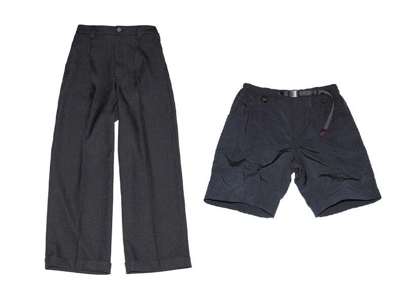 18,000円以下! 1ランク上のコスパ〝黒〟パンツが一番使える