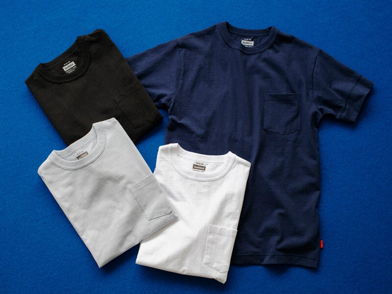 汗ジミや臭いを防止! 夏の悩みを払拭する「ヘルスニット」のTシャツ