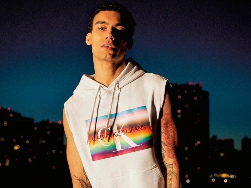 LGBTQ+を支持!「カルバン・クライン」のグローバルキャンペーン