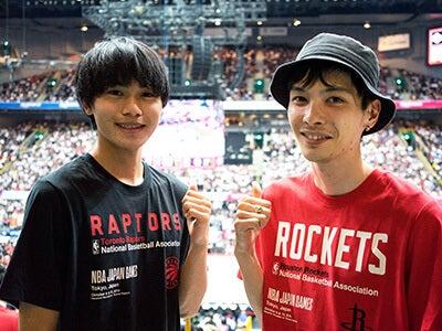 「ナイキ エア フォース 1」最新モデルを携えて、NBAを生観戦!