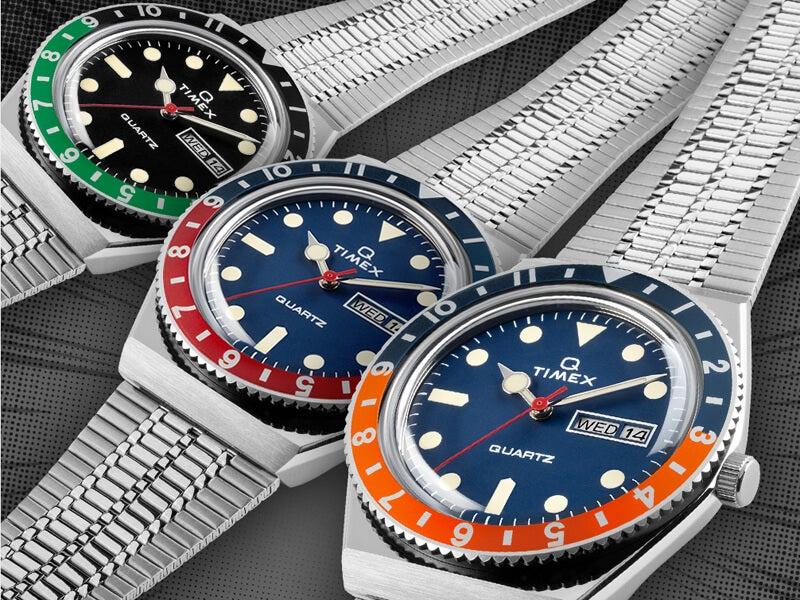 アメリカで1,000本即完売!「タイメックス」の人気時計に新色