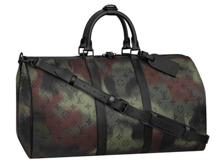 ナイロンでカモフラ柄!「ルイ・ヴィトン」からメンズ待望の新バッグ