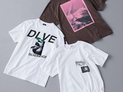 プリントTシャツの人気が継続中! 今夏はどんなのがイケてるの?