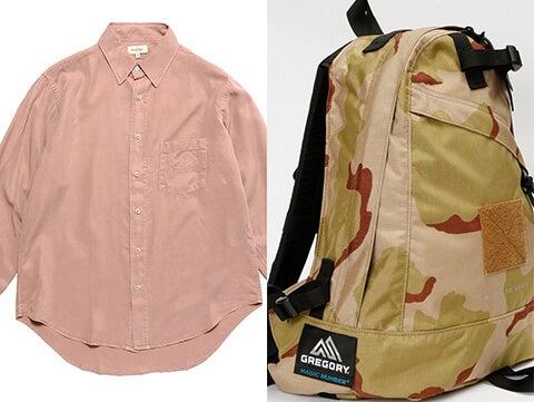 Tシャツ、サンダル、バックパック! おしゃれ男子が今月買ったモノ6選