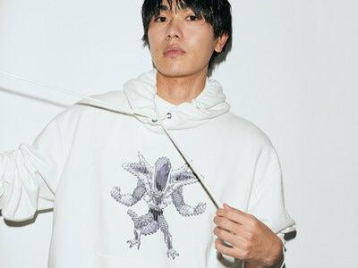 ユニクロ「UT」の新作をメンズノンノモデルが着る!④ 坂田秀晃