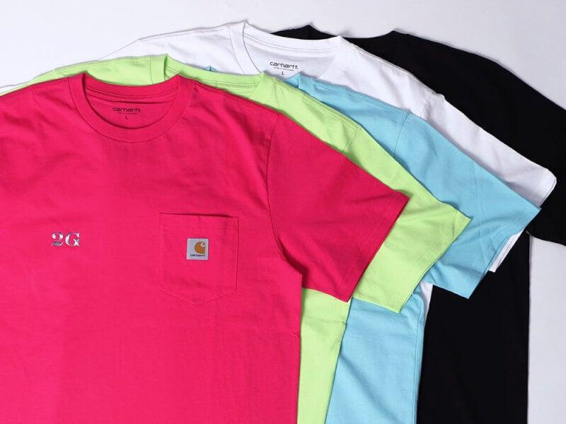 夏のヘビロテ!カーハート WIPのTシャツ&スイコックのエスパ別注