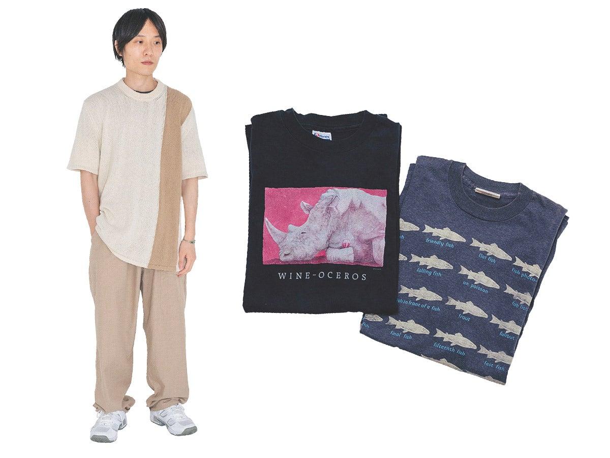Tシャツ、スニーカーにハイブランドも!スタイリストが古着屋で買いたいアイテム