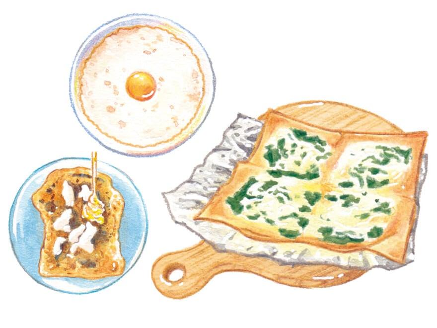 """名作映画にラブコメ…ネットフリックスを観ながら食べたい簡単""""夜食""""レシピ【ちょっとガッツリ編】"""