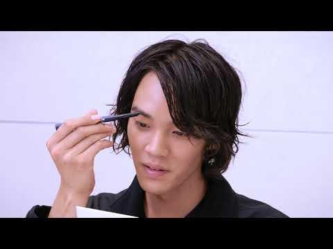 ②シャネルのメンズコスメ「BOY DE CHANEL」をメンズノンノモデルが使ってみた!