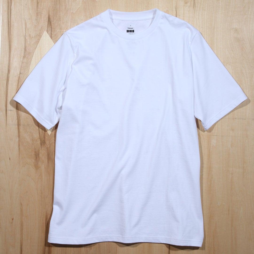 給料日に買いたい名品図鑑 vol.1【白Tシャツ】5選
