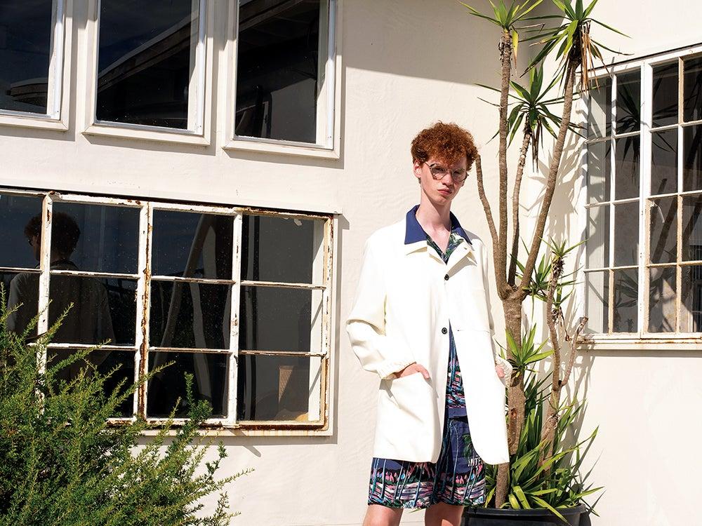 【東京ブランドから目を離すな!】映画を軸に服のイメージを広げるダイリク