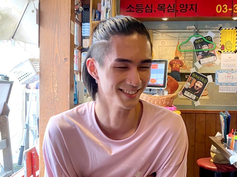 最近、韓国料理ばかり食べています。その理由は…。