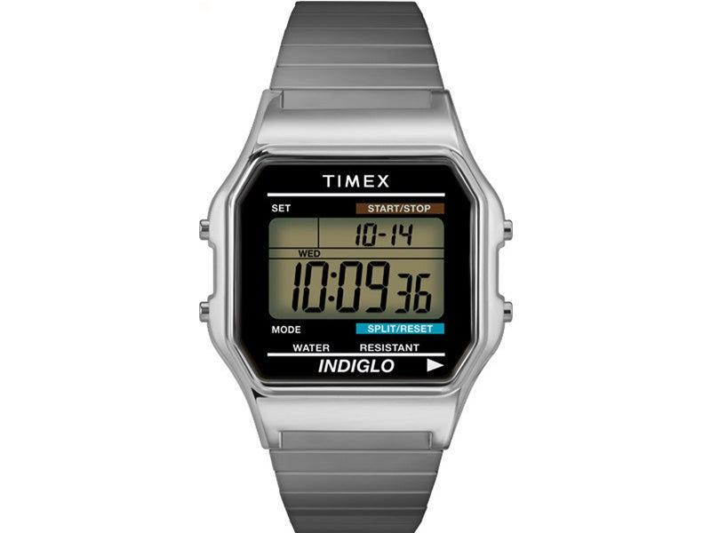 タイメックスが長期間品切れの時計「クラシック・デジタル」シルバーを再販!