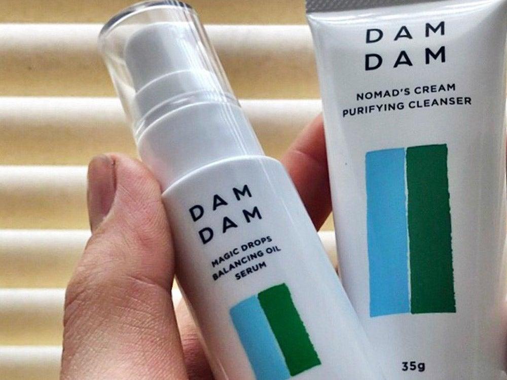 メンズにもおすすめ、日本発の自然派コスメ「ダムダム」のスキンケアが心地いい!