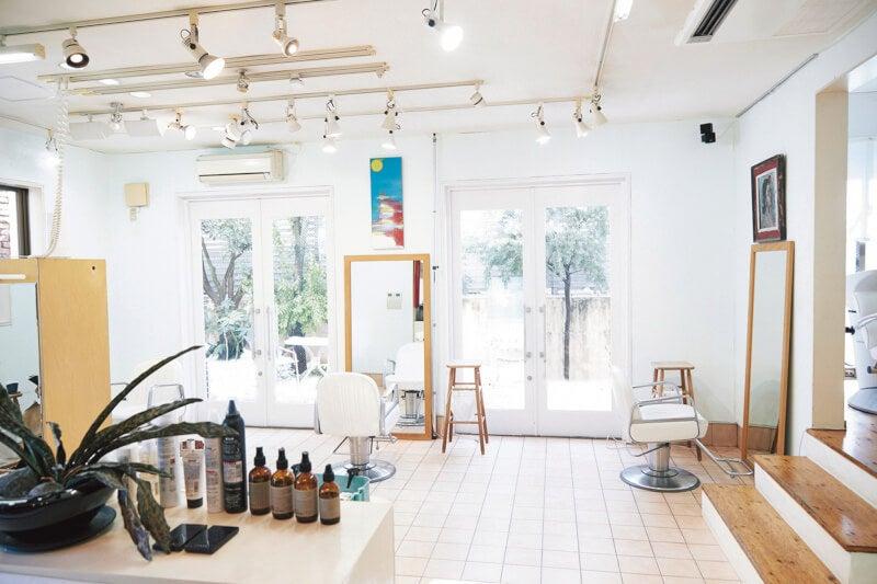 東京ヘアサロンガイド:traffic hair design