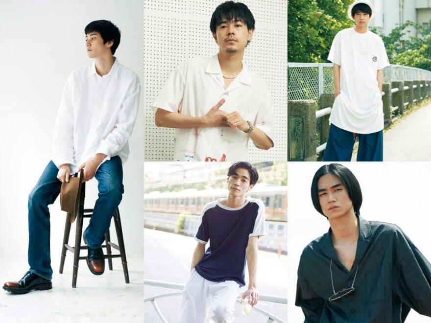 成田 凌、栁 俊太郎登場! メンズノンノモデルがお気に入りの夏服を語る動画第1弾