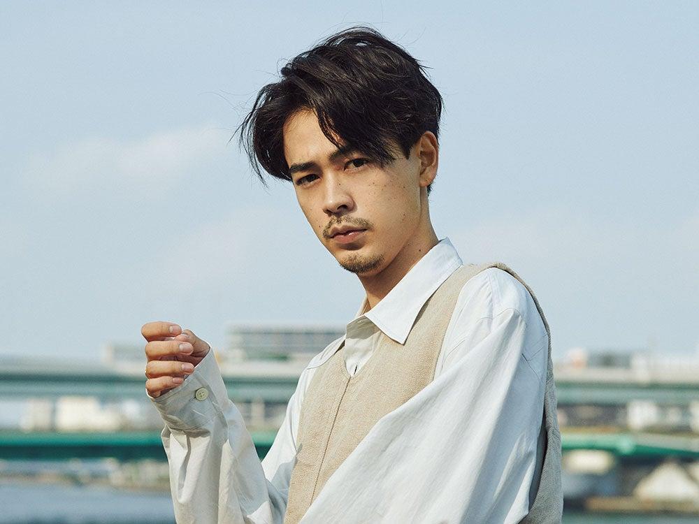 成田 凌の最新ヘア公開!  メンズノンノモデル  360°写真つき  秋のヘアスタイル