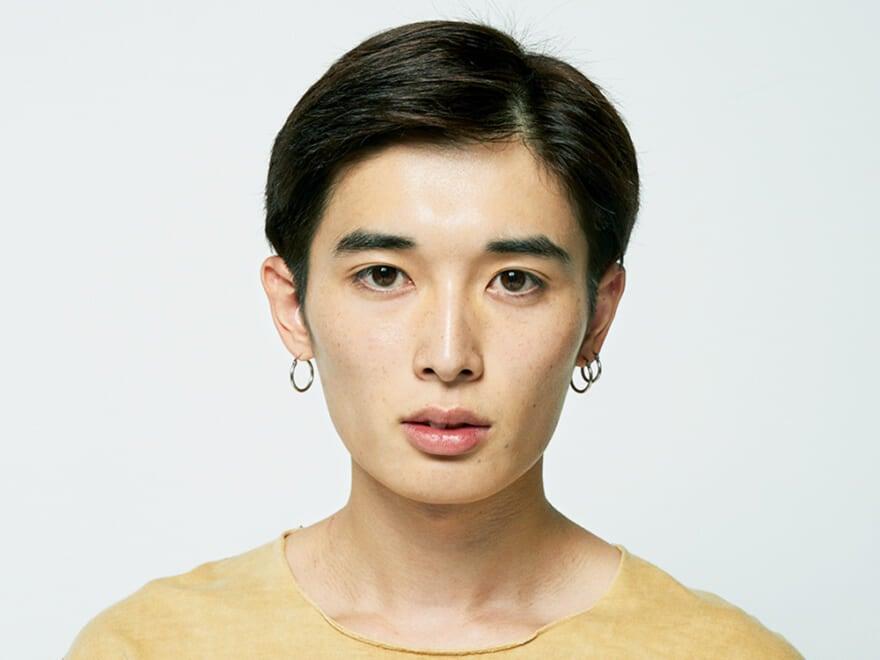 【リアルルポ】モデルが目標の「育て太眉」。美容男子のこだわり眉の作り方③