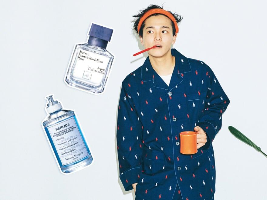 【Mon】 香水7daysのベストチョイス。気分に合わせて香りを着替えよう!