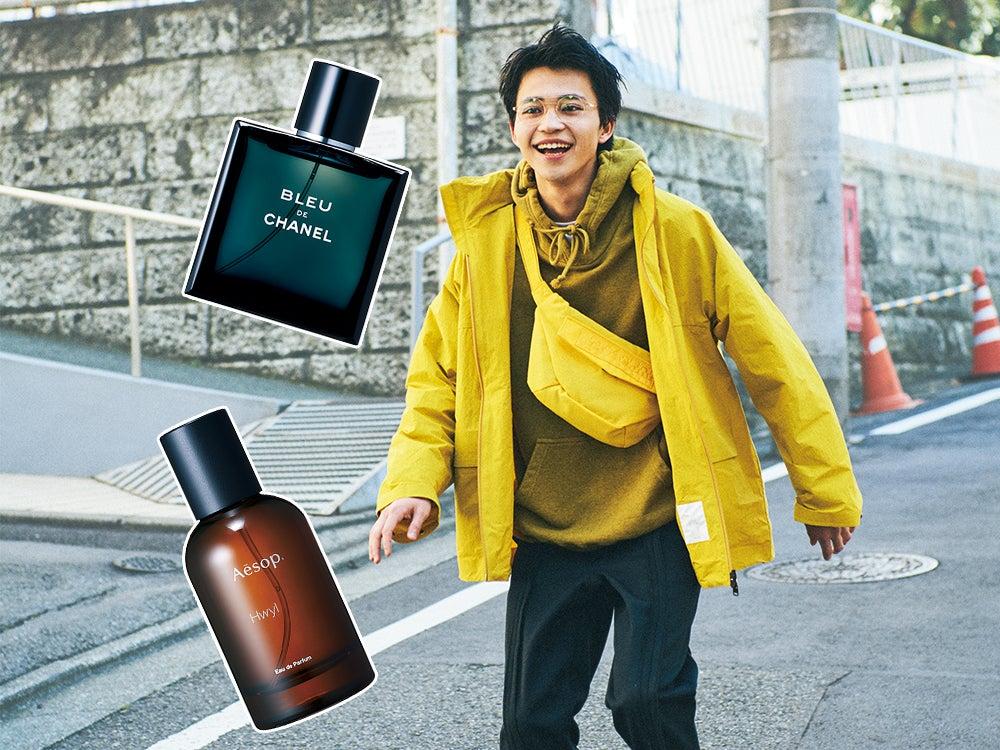 【Tue】 香水も毎日着替えたい! 火曜日はアクティブに気分の上がる香りを