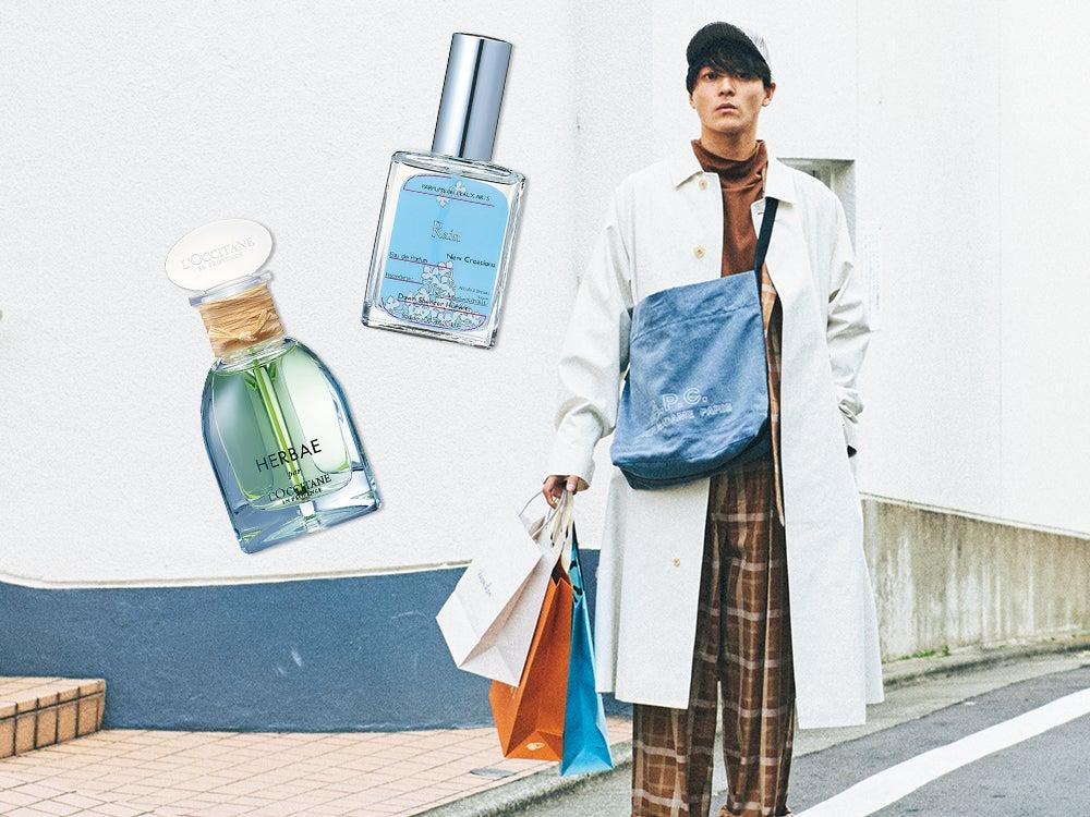 【Sat】香水7days 土曜日は、穏やかな香りでウキウキしつつのんびり過ごそう