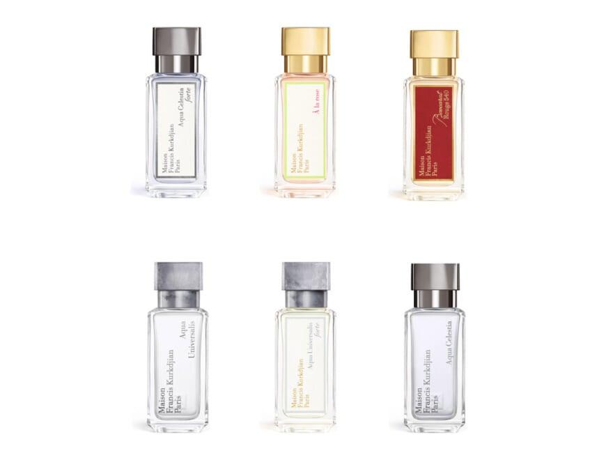憧れ香水メゾン フランシス クルジャンに新サイズ登場、トライしやすい35ml!