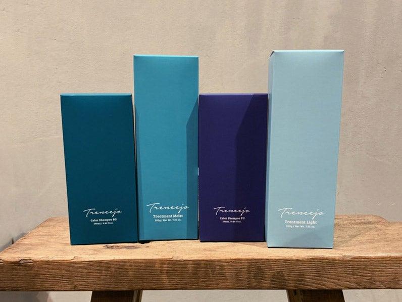 カラーリングが得意なブランドの新しいシャンプー   ~GOOD THINGS by TMNB