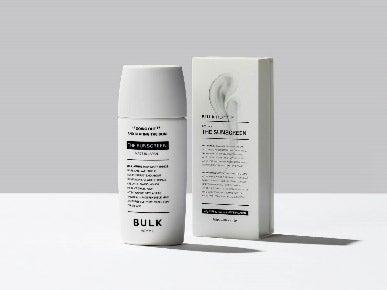 バルクオムの日焼け止めがリニューアル。肌にやさしい仕様のまま耐水性アップ