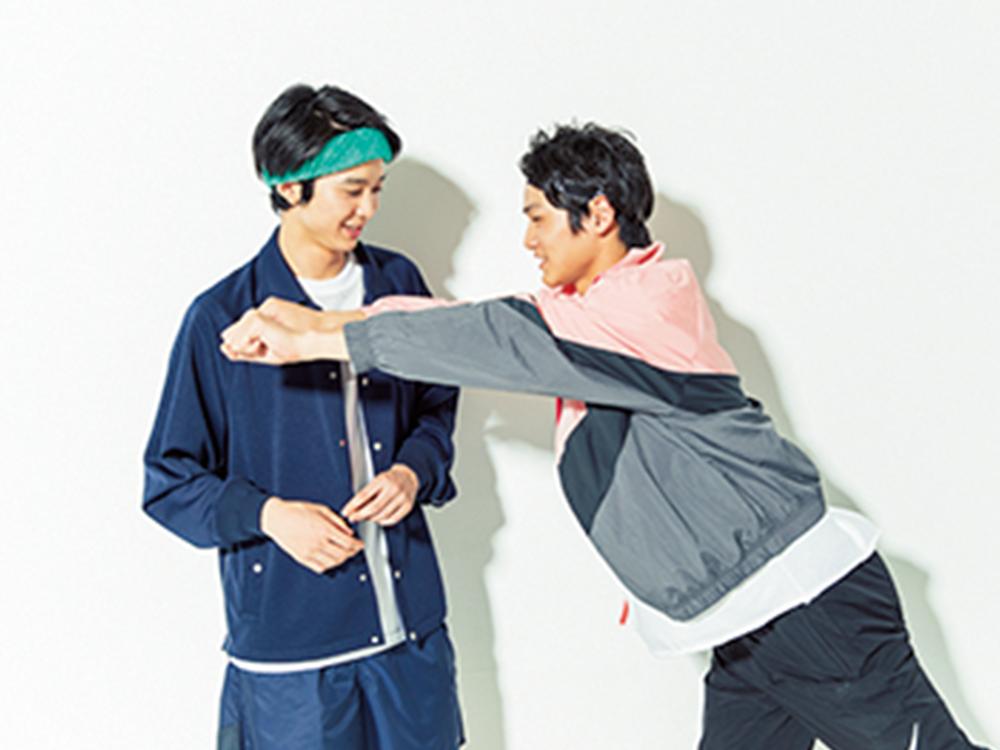 中川大輔と鈴木 仁が本気でかっこいいカラダ作り⑥2人の奮闘を赤裸々レポート